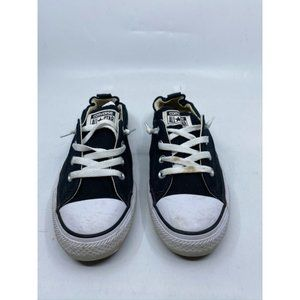 CONVERSE Sneakers White Black Women's Size 7